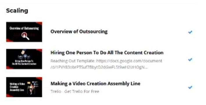Tube Mastery and Monetization - Subcategories in Module6