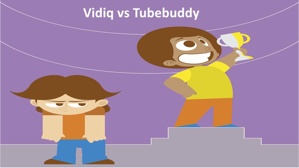 Vidiq vs Tubebuddy