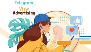 Telegram View Advertising